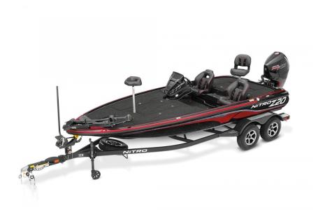 2021 Nitro boat for sale, model of the boat is NZ20 SC21 & Image # 1 of 39