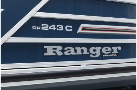 2021 Ranger Boats boat for sale, model of the boat is REATA 243CR & Image # 35 of 39