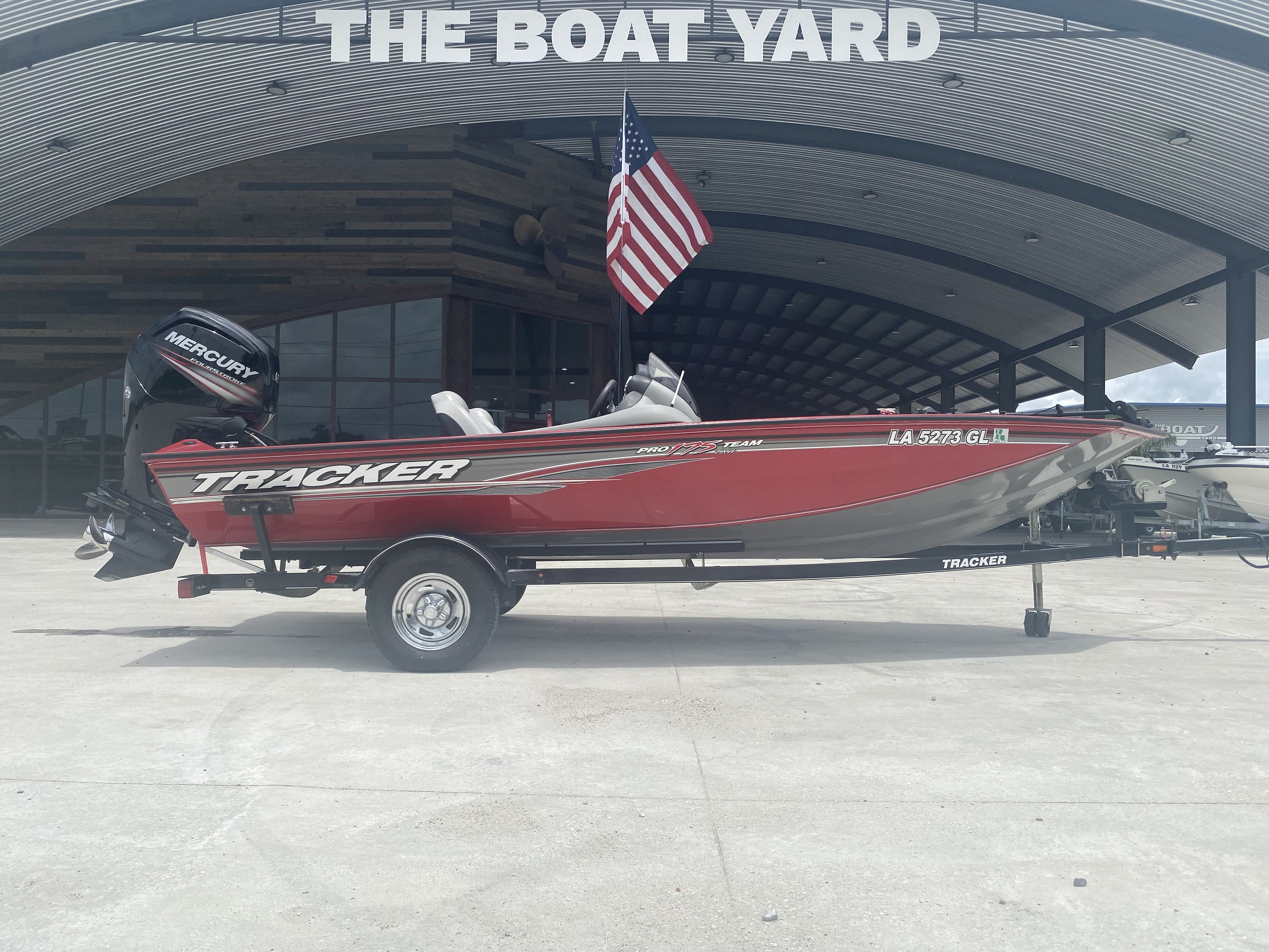 2016 Tracker Boats boat for sale, model of the boat is Pro Team 175 TXW & Image # 1 of 11
