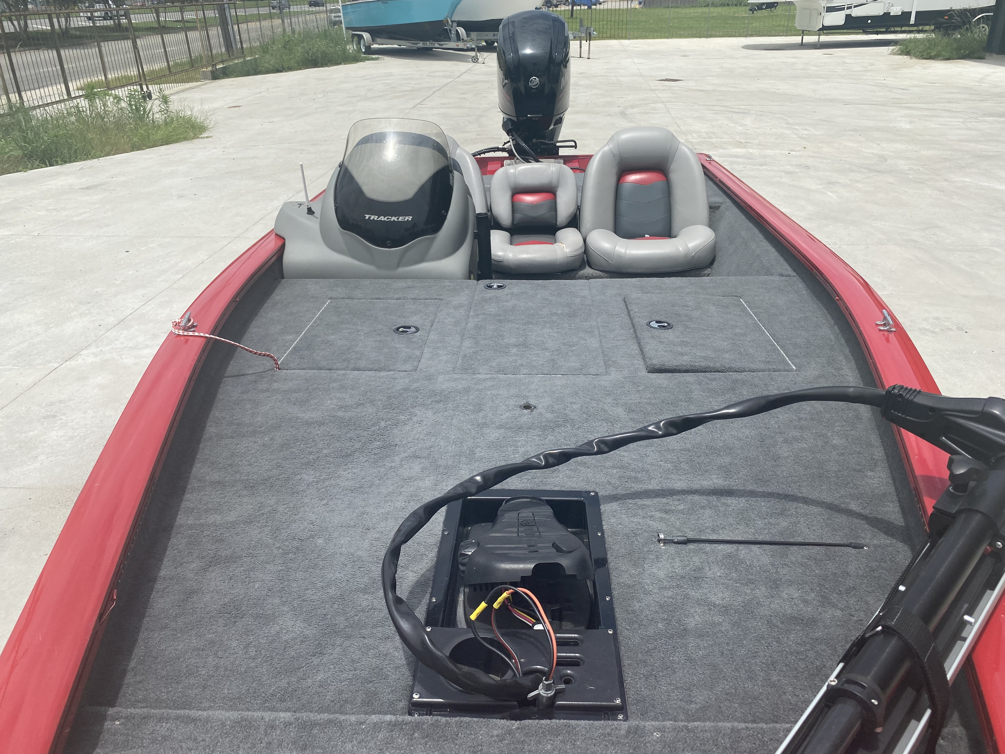 2016 Tracker Boats boat for sale, model of the boat is Pro Team 175 TXW & Image # 9 of 11