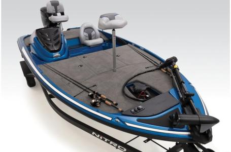 2021 Nitro boat for sale, model of the boat is NZ17 SC21 & Image # 21 of 40