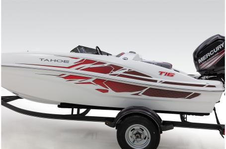 2021 Tahoe boat for sale, model of the boat is T16 OB & Image # 17 of 34