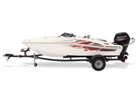 2021 Tahoe boat for sale, model of the boat is T16 OB & Image # 32 of 34
