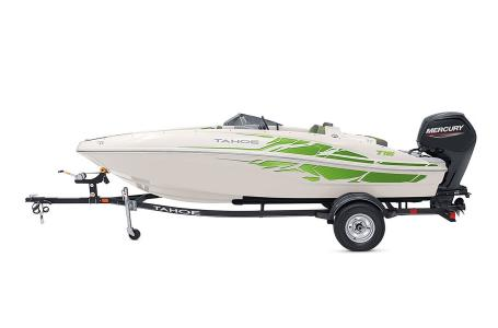 2021 Tahoe boat for sale, model of the boat is T16 OB & Image # 5 of 34