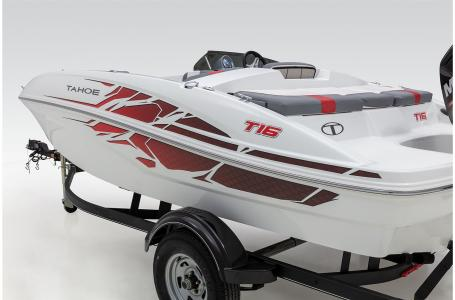 2021 Tahoe boat for sale, model of the boat is T16 OB & Image # 8 of 34