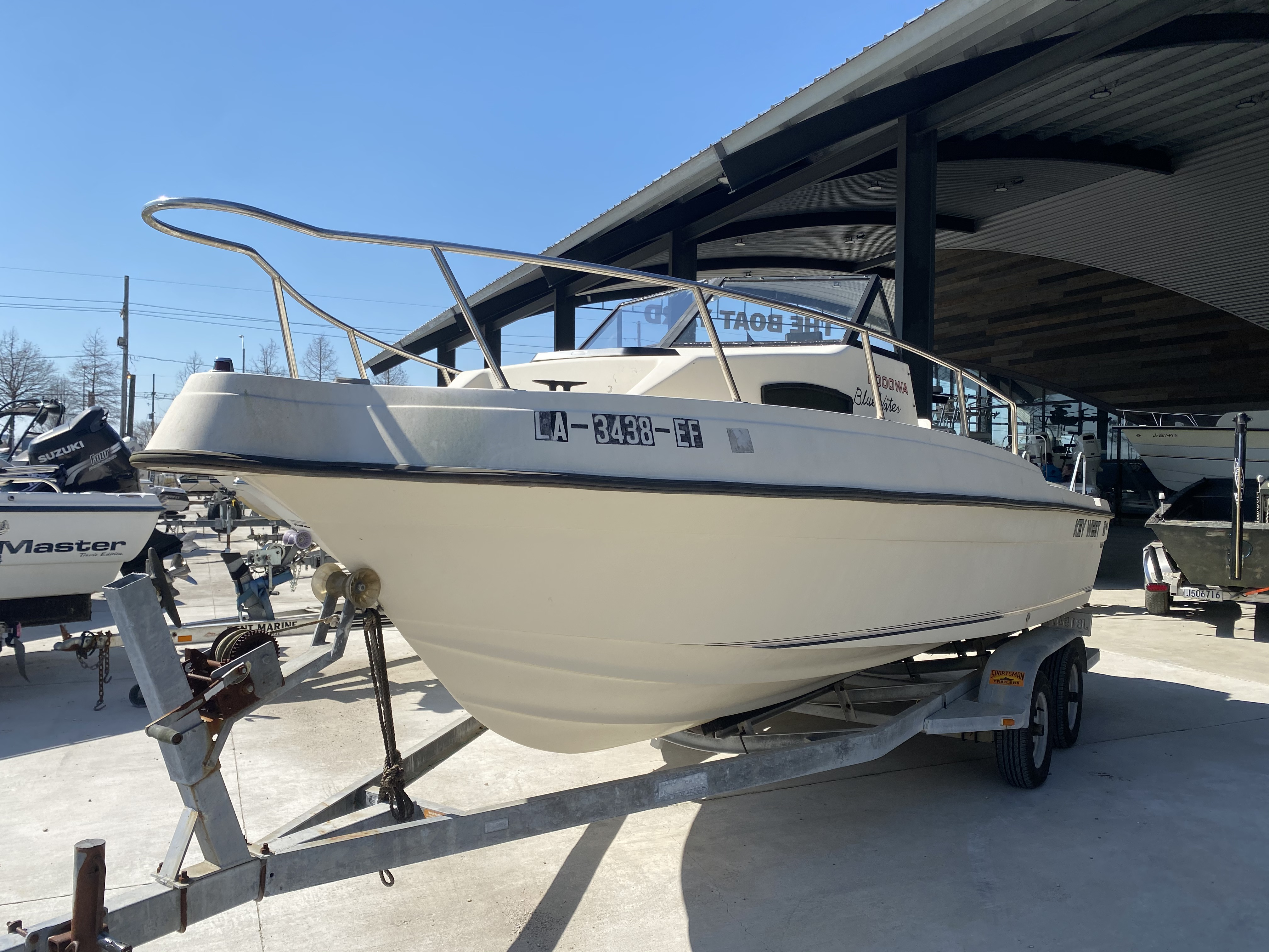 1990 Key West boat for sale, model of the boat is 2000 WA & Image # 1 of 5