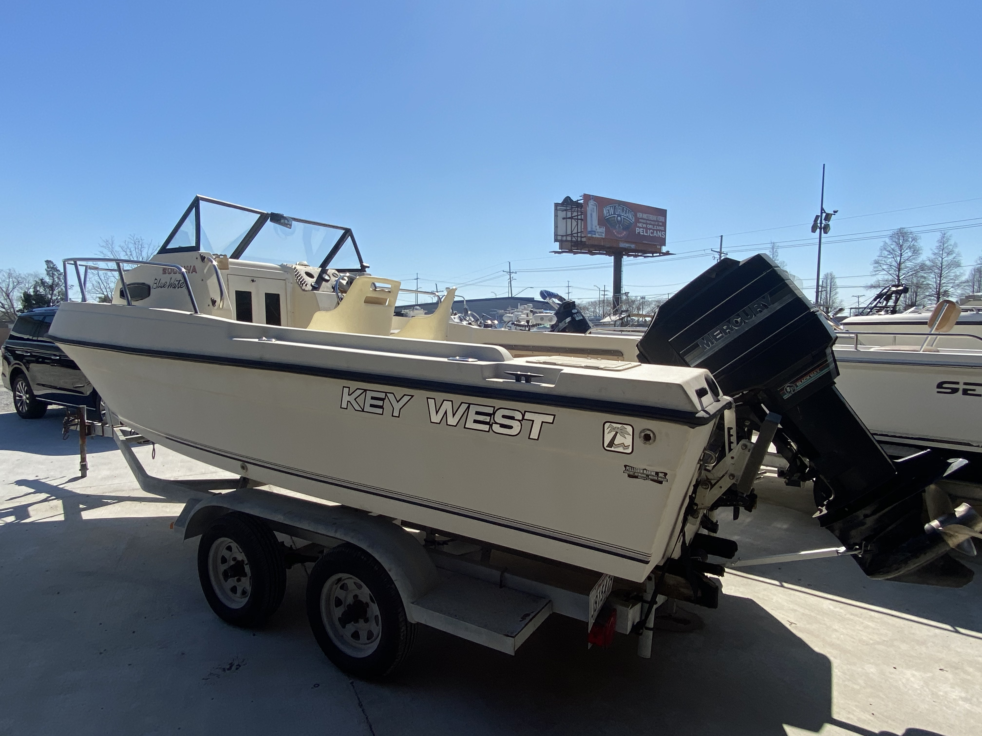 1990 Key West boat for sale, model of the boat is 2000 WA & Image # 2 of 5