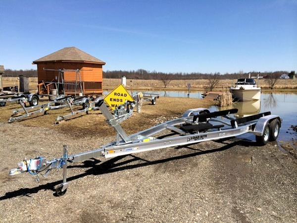 2021 LOAD RITE TRAILERS 5S-AC25T6000102LTB1