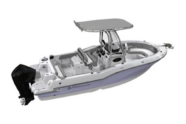 2021 Finseeker boat for sale, model of the boat is 220 CC & Image # 9 of 10