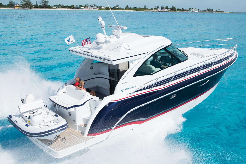Formula 45 Yacht - Manufacturer Provided Image