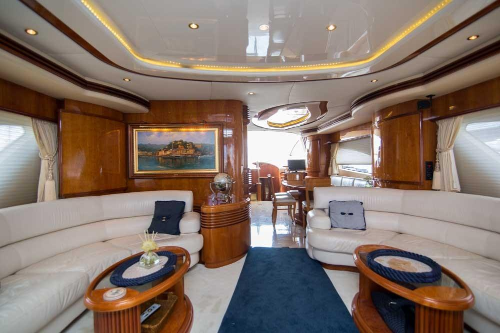 Picture Of:  80' Azimut Motor Yacht 2001Yacht For Sale | 3 of 91