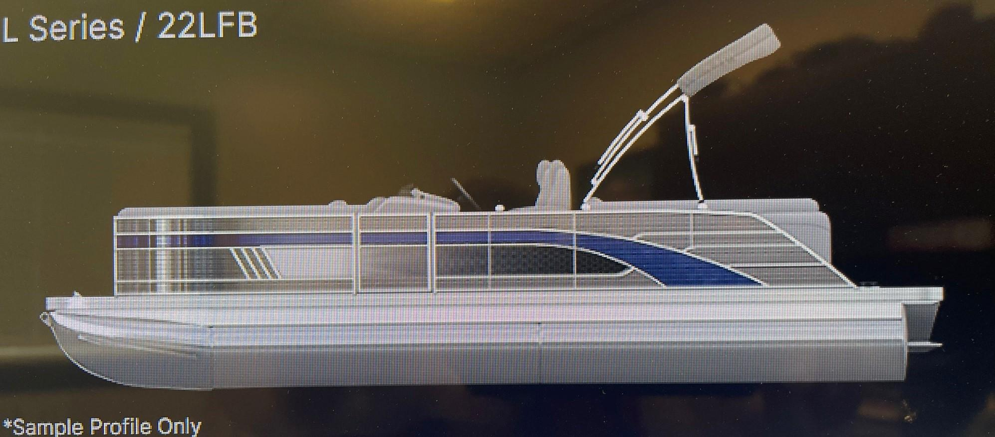 Image of 2022 Bennington 22LFB