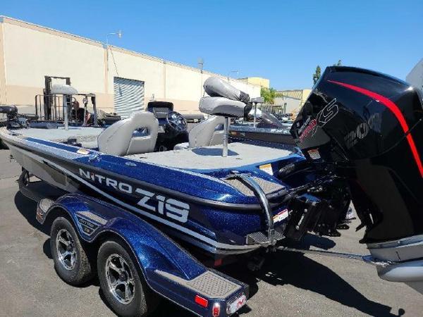 2021 Nitro boat for sale, model of the boat is Z19 & Image # 2 of 69