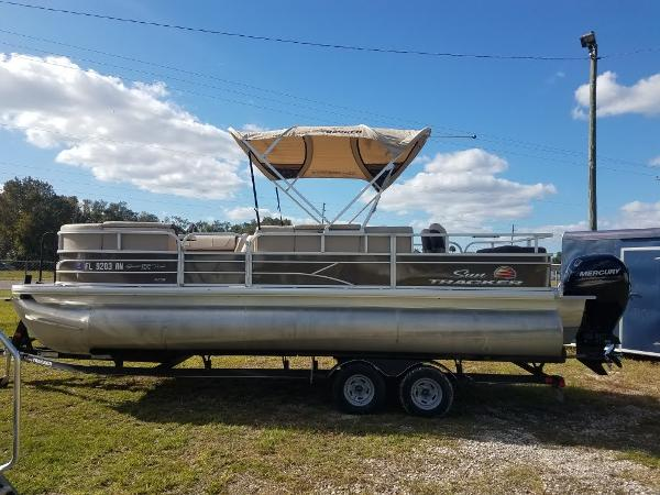 For Sale: 2018 Sun Tracker Sportfish 22 Xp3 22ft<br/>Nobles  Marine