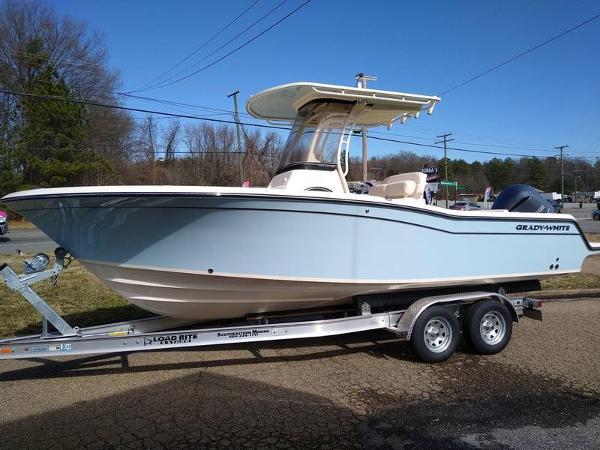 2021 GRADY - WHITE Fisherman 236