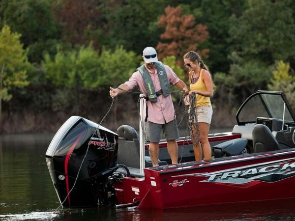 2021 Tracker Boats boat for sale, model of the boat is Targa™ V-18 Combo & Image # 11 of 16