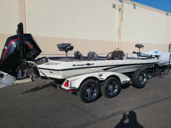 2021 Ranger Boats boat for sale, model of the boat is Z521L RANGER CUP EQUIPPED & Image # 2 of 70
