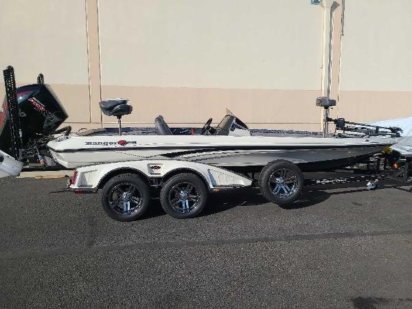 2021 Ranger Boats boat for sale, model of the boat is Z521L RANGER CUP EQUIPPED & Image # 1 of 70