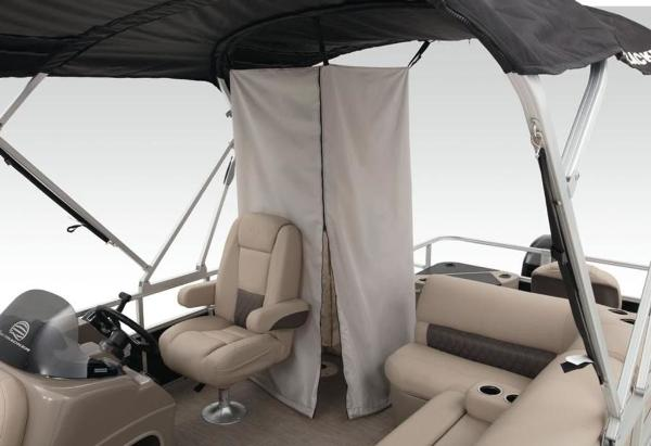 2022 Sun Tracker boat for sale, model of the boat is FISHIN' BARGE® 20 DLX & Image # 27 of 28
