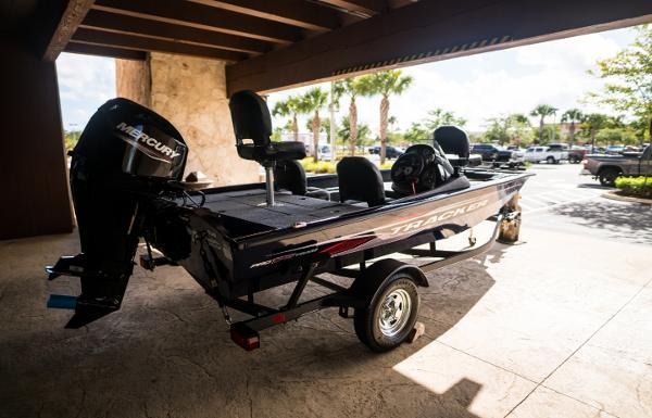 2021 Tracker Boats boat for sale, model of the boat is Pro Team 175 TF & Image # 4 of 24