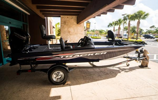 2021 Tracker Boats boat for sale, model of the boat is Pro Team 175 TF & Image # 5 of 24