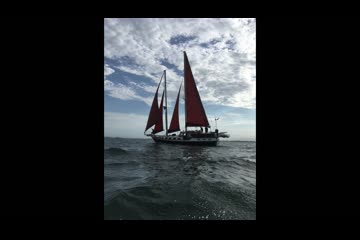 Nauticat 44 video