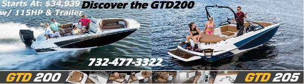 2021 GLASTRON GTD 200 thumbnail