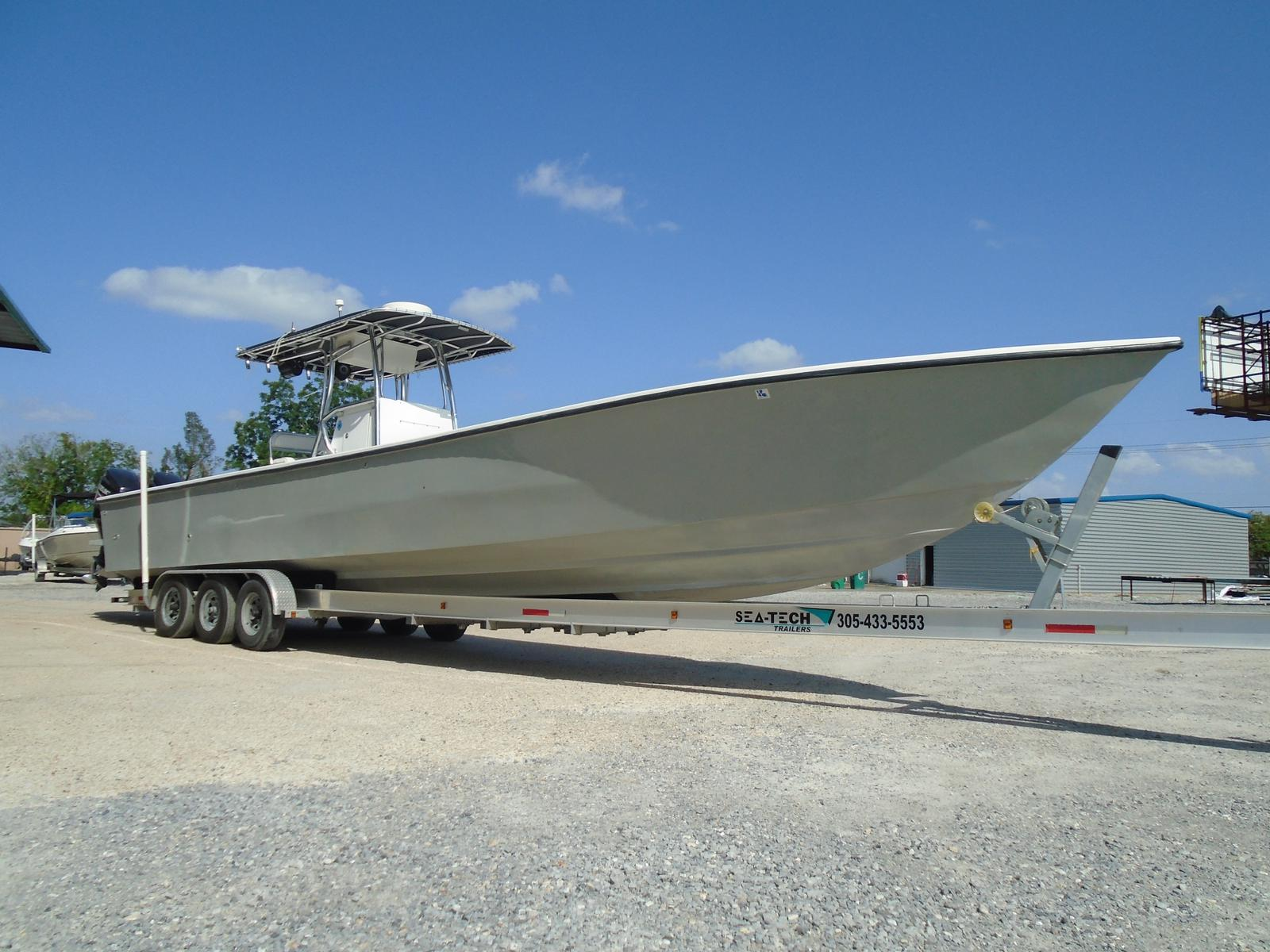 2007 Sabalo boat for sale, model of the boat is 41 CC & Image # 2 of 50