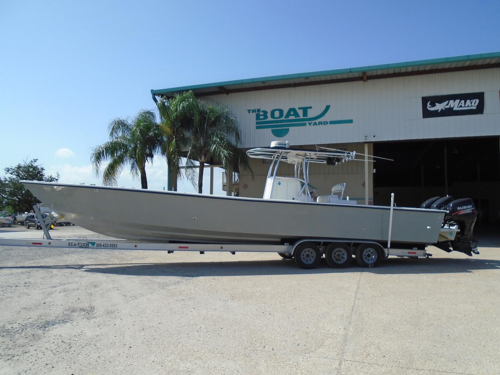 2007 Sabalo boat for sale, model of the boat is 41 CC & Image # 18 of 50