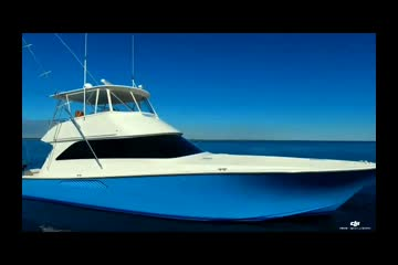 Viking 56 Convertible Mezz/Painted video