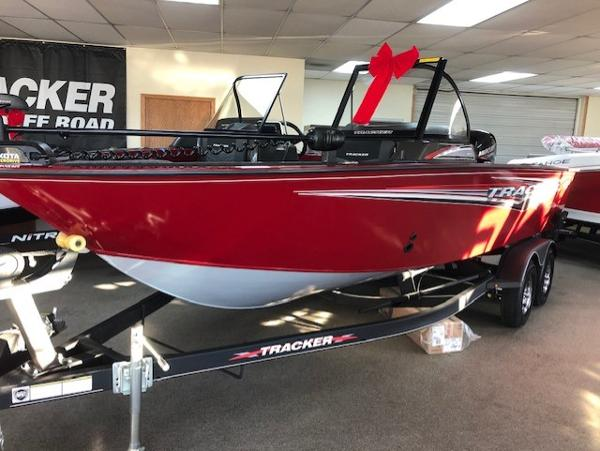 2021 Tracker Boats boat for sale, model of the boat is Targa V-18 WT & Image # 1 of 85