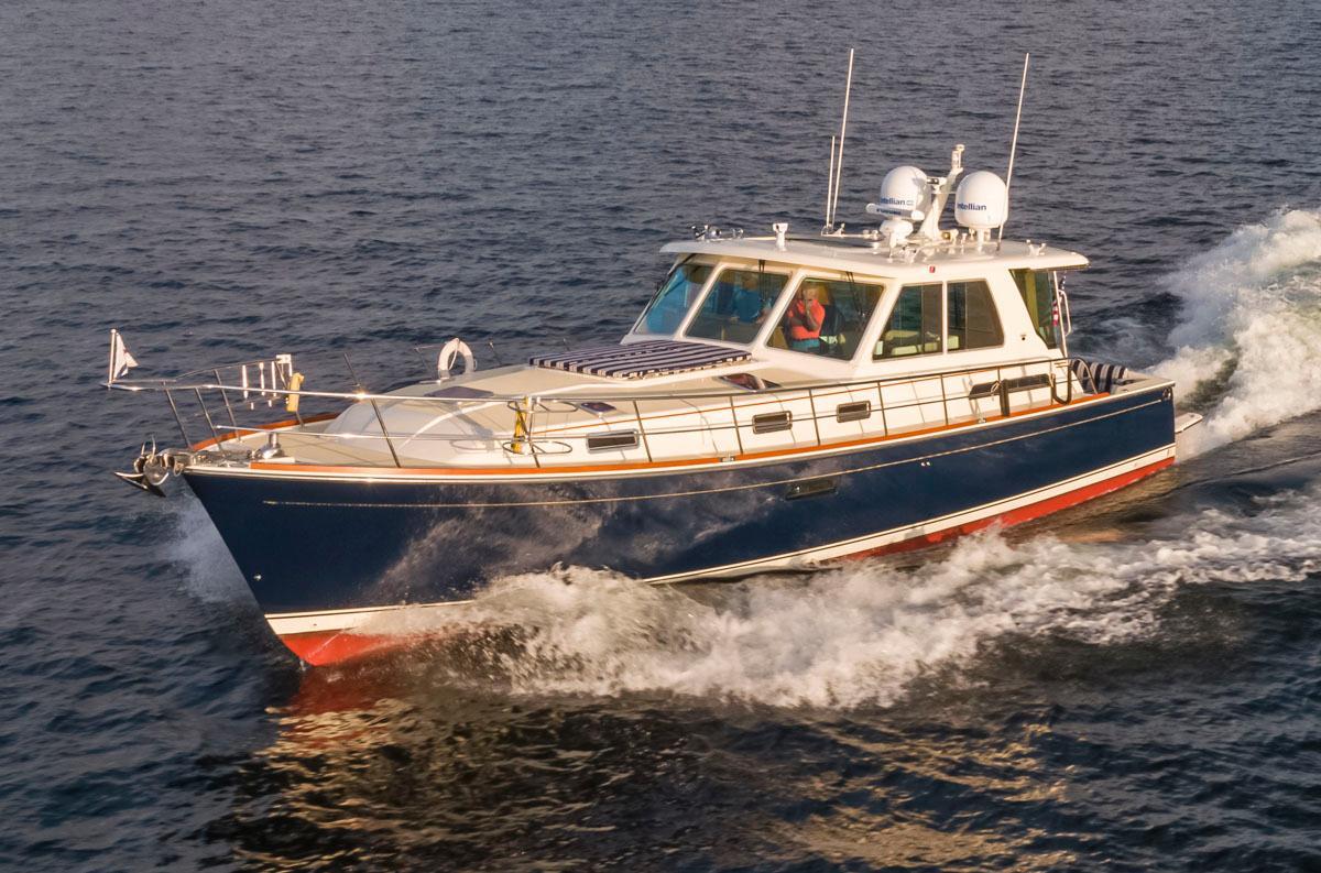 2009 Sabre 52 Salon Express