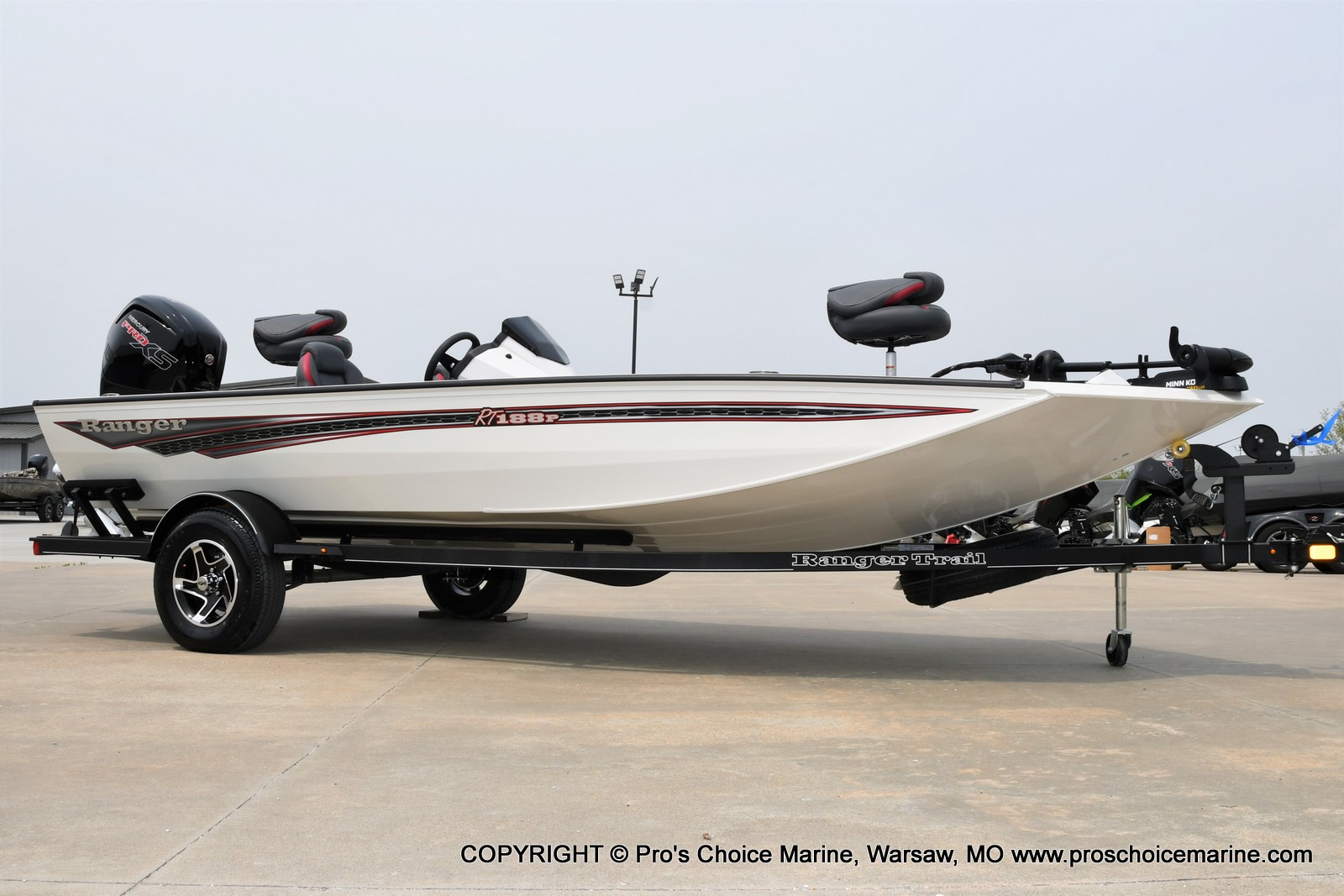 2021 Ranger Boats boat for sale, model of the boat is RT188P & Image # 1 of 50