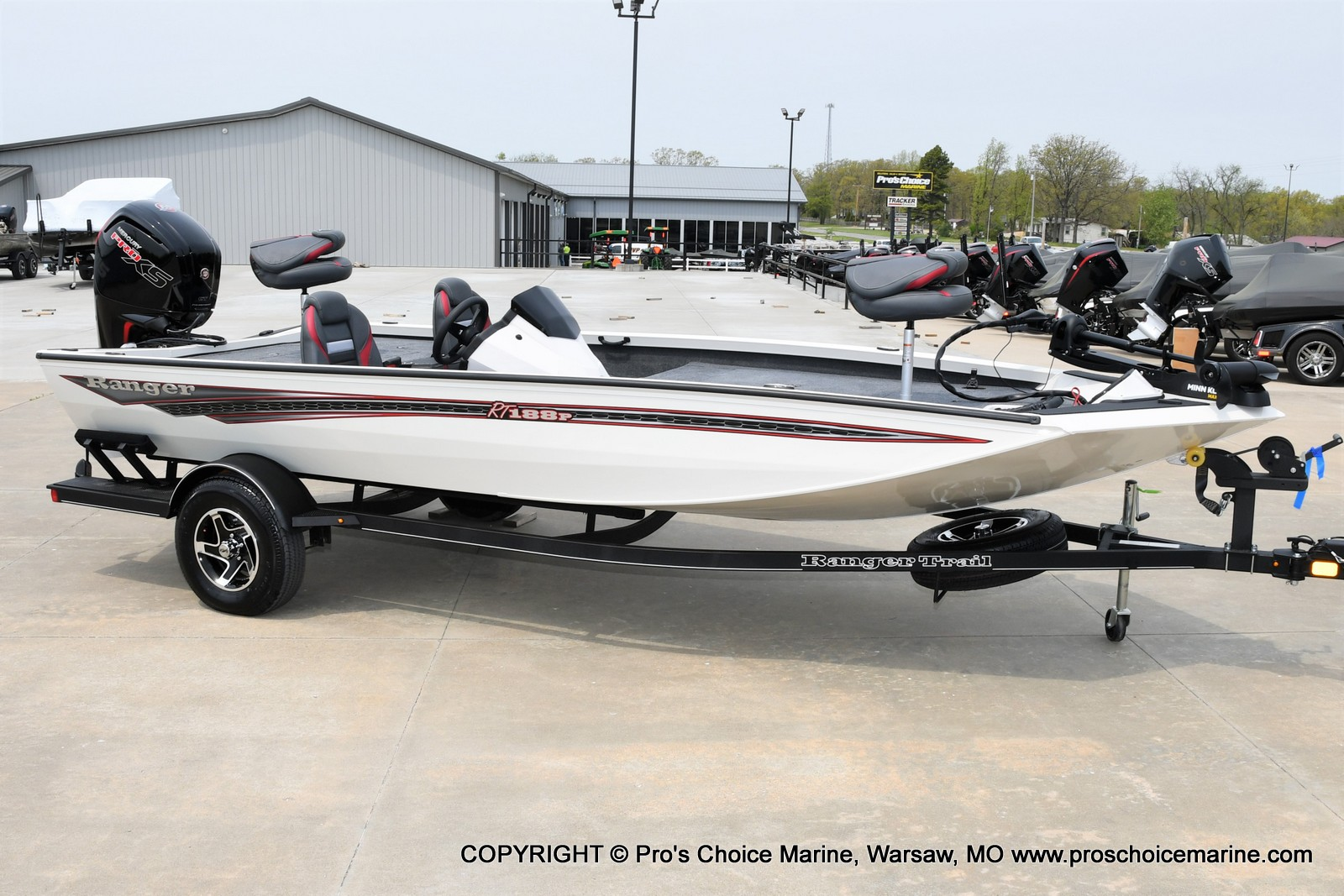 2021 Ranger Boats boat for sale, model of the boat is RT188P & Image # 13 of 50