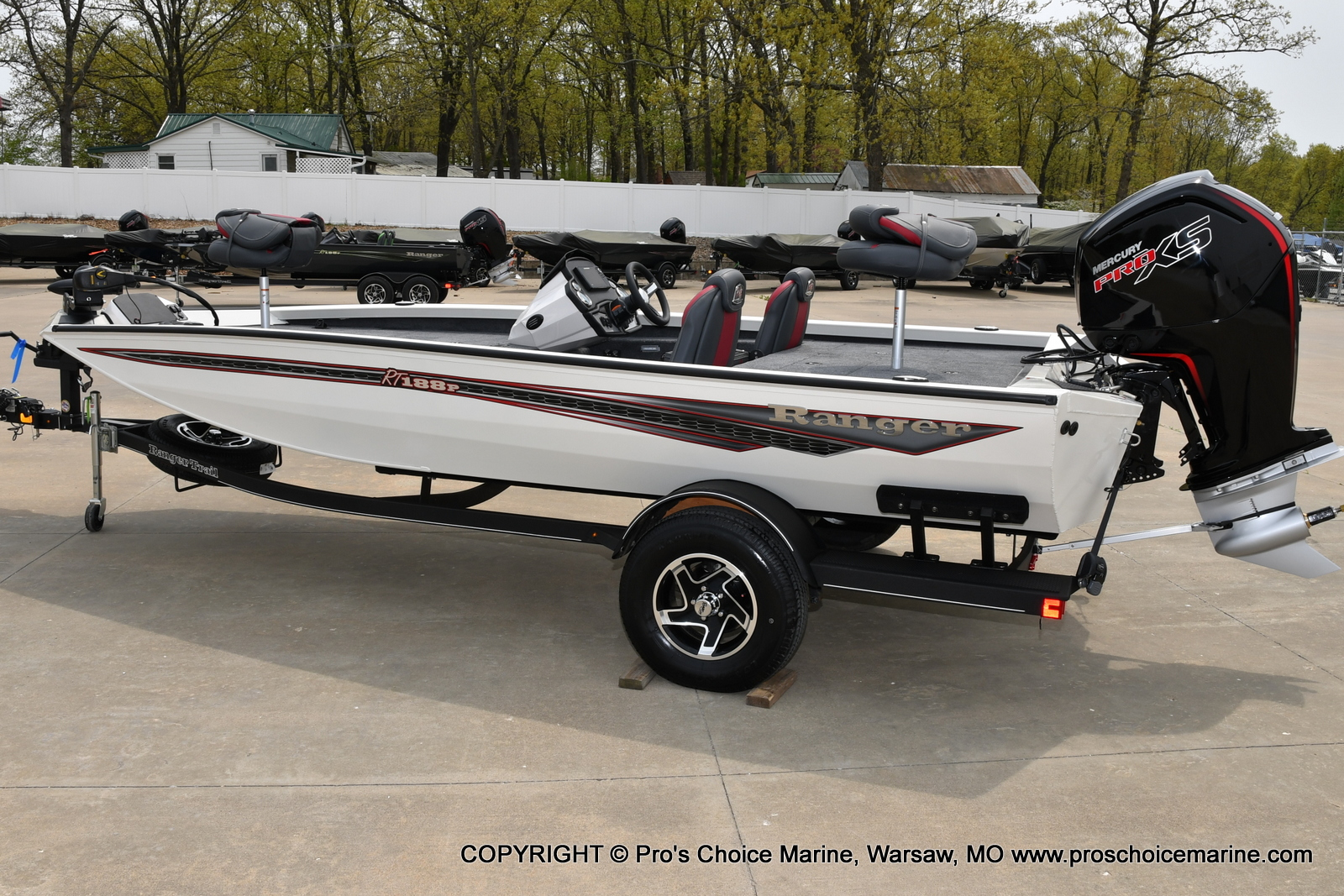 2021 Ranger Boats boat for sale, model of the boat is RT188P & Image # 15 of 50