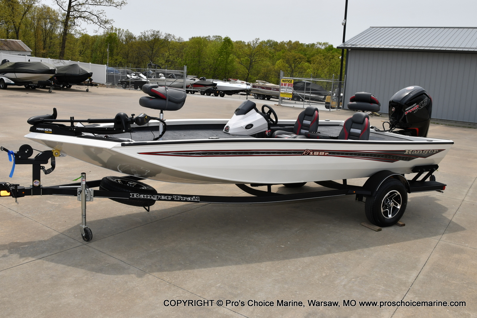 2021 Ranger Boats boat for sale, model of the boat is RT188P & Image # 16 of 50
