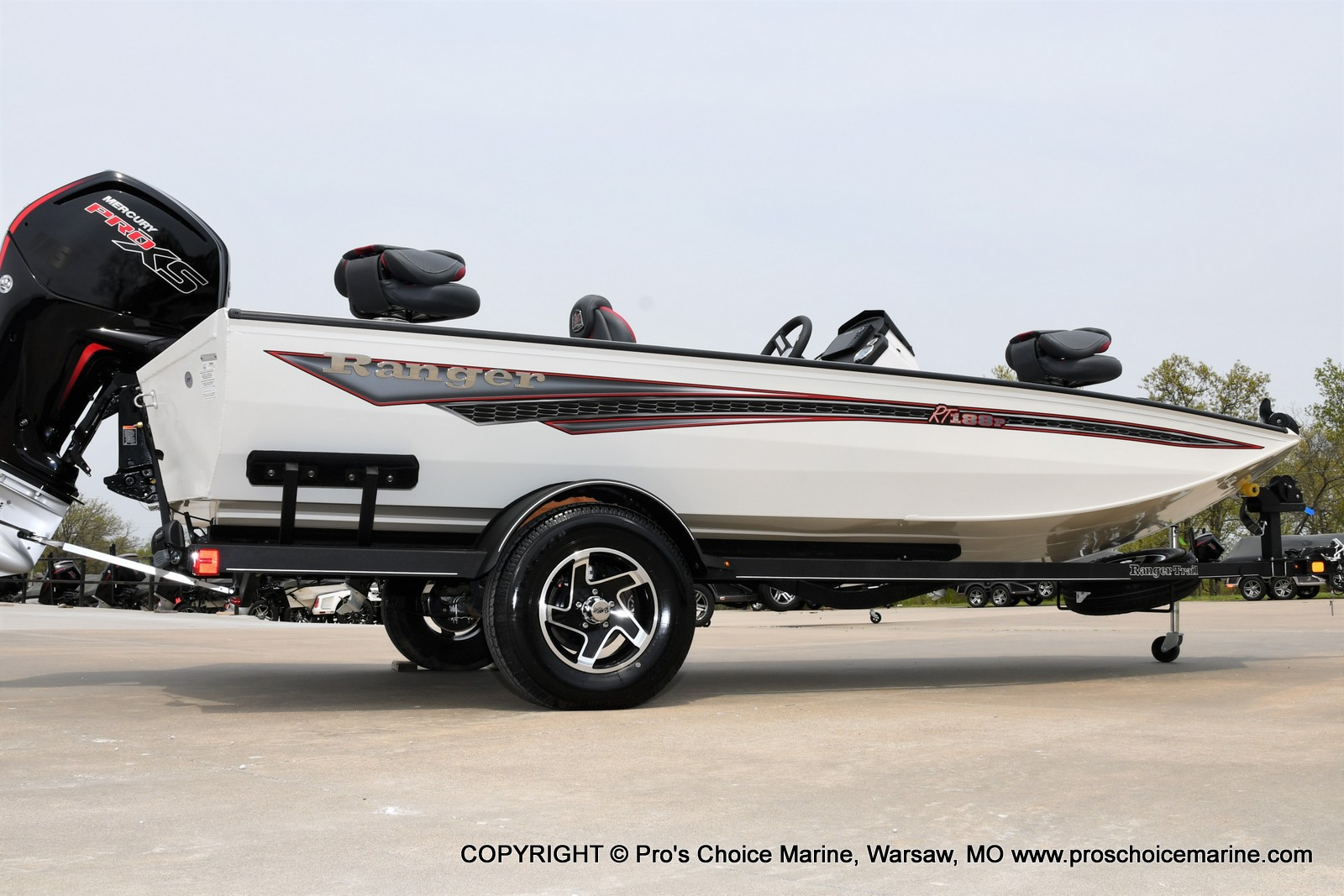2021 Ranger Boats boat for sale, model of the boat is RT188P & Image # 24 of 50