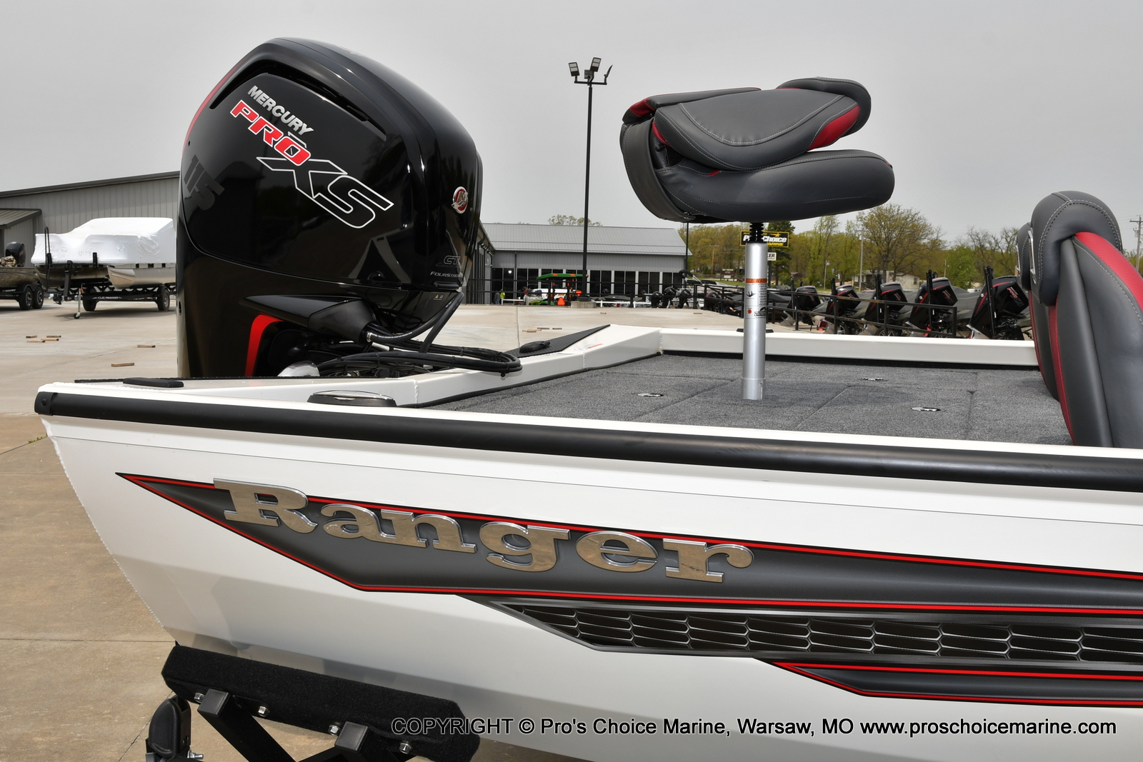 2021 Ranger Boats boat for sale, model of the boat is RT188P & Image # 38 of 50