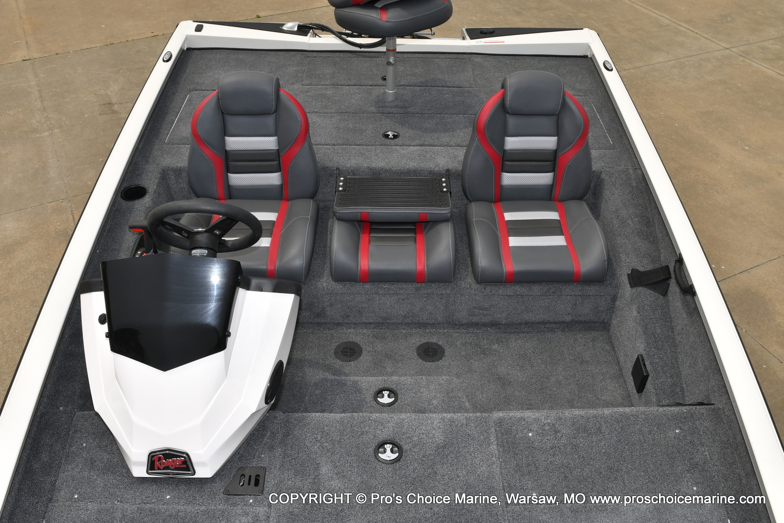 2021 Ranger Boats boat for sale, model of the boat is RT188P & Image # 44 of 50