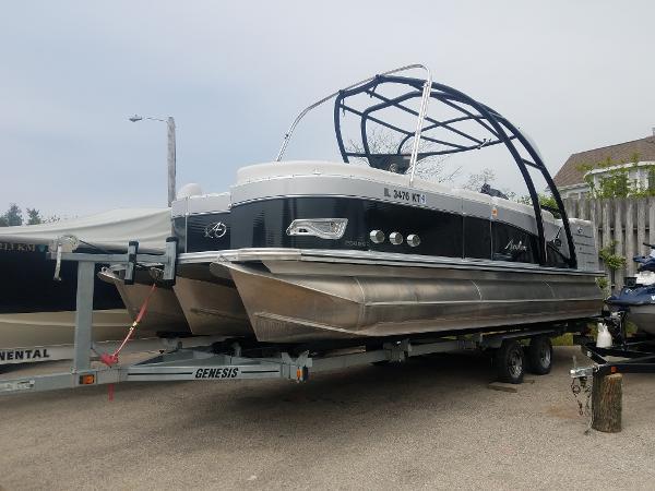 2015 Avalon 23 Windjammer Cruise