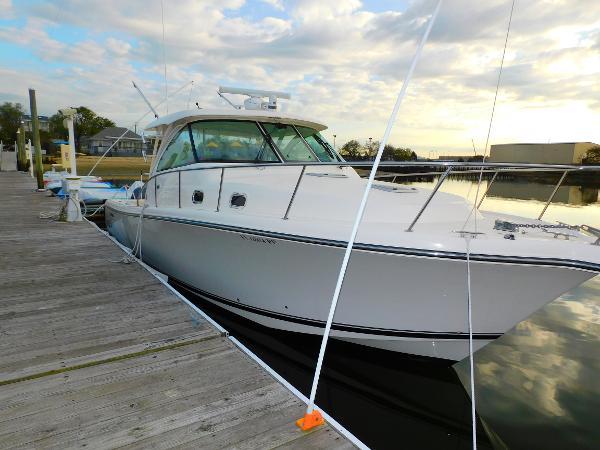 2014 PURSUIT OS 385 Offshore