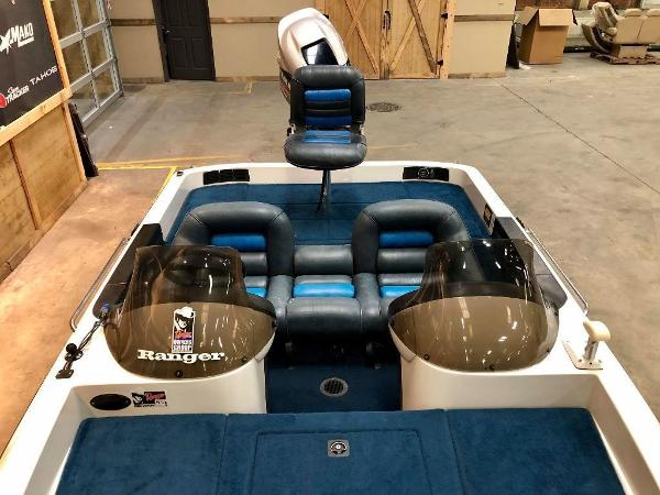 1996 Ranger Boats boat for sale, model of the boat is 482 VS & Image # 3 of 10