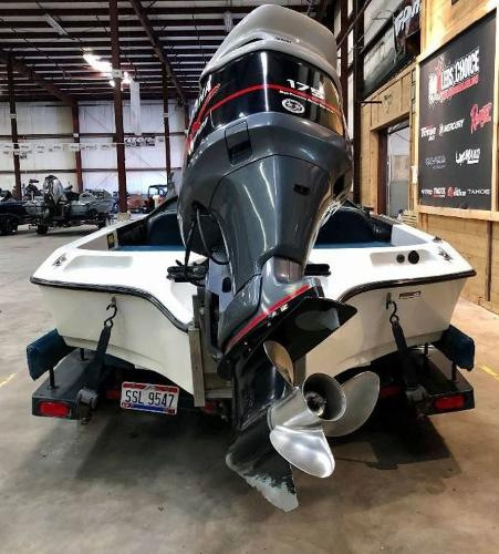 1996 Ranger Boats boat for sale, model of the boat is 482 VS & Image # 4 of 10