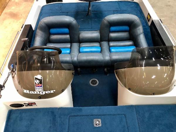 1996 Ranger Boats boat for sale, model of the boat is 482 VS & Image # 8 of 10