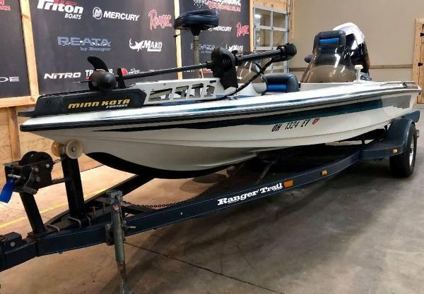 1996 Ranger Boats boat for sale, model of the boat is 482 VS & Image # 9 of 10