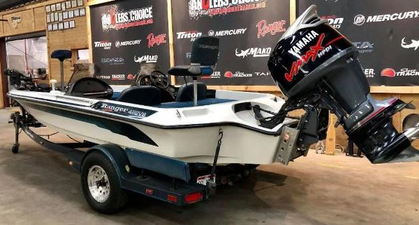 1996 Ranger Boats boat for sale, model of the boat is 482 VS & Image # 10 of 10