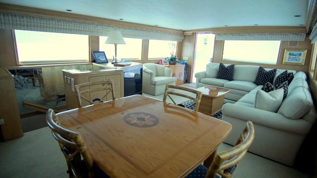 Picture Of:  70' Hatteras Sport Deck 1997Yacht For Sale | 4 of 37