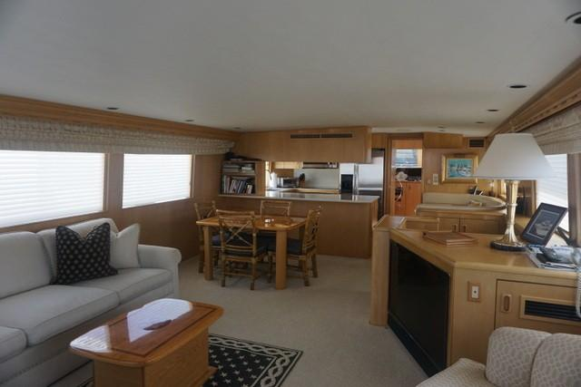 Picture Of:  70' Hatteras Sport Deck 1997Yacht For Sale | 37