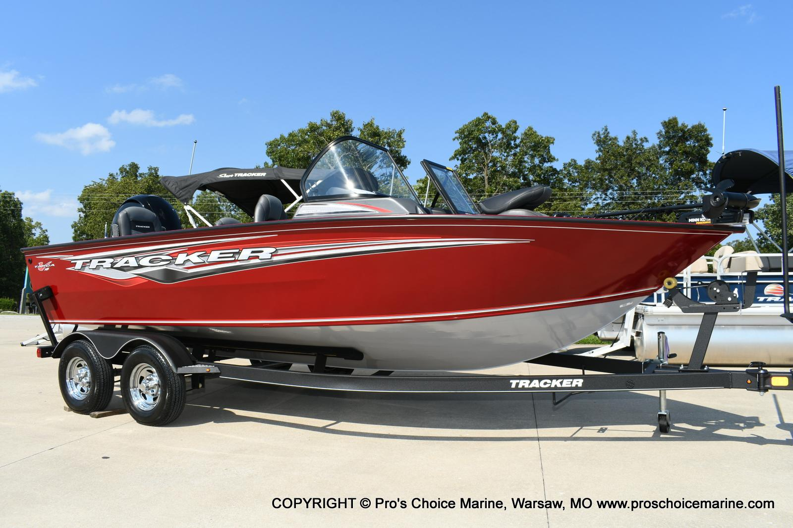 2021 Tracker Boats boat for sale, model of the boat is Targa V-18 WT & Image # 1 of 50