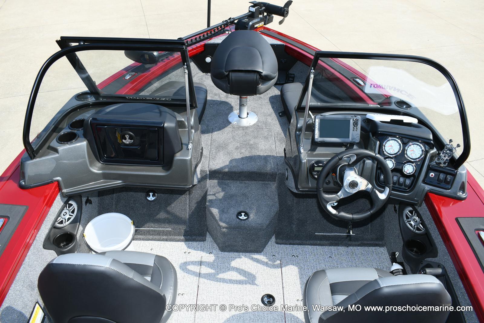 2021 Tracker Boats boat for sale, model of the boat is Targa V-18 WT & Image # 7 of 50